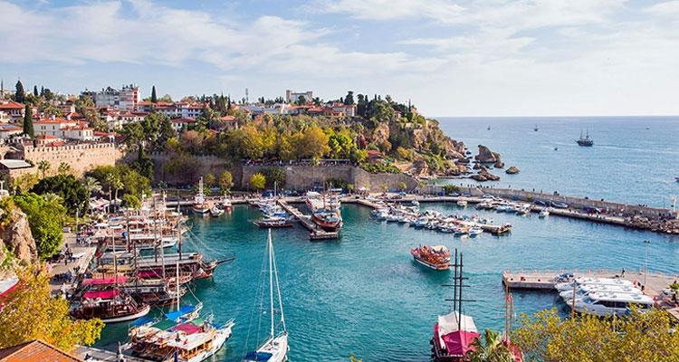 ارسال بار به آنتالیا | حمل بار و لوازم منزل به آنتالیا ترکیه
